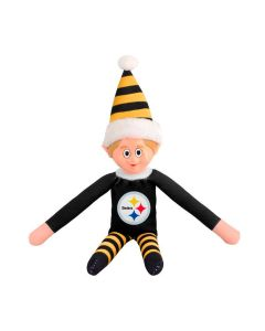 Pittsburgh Steelers Team Elf Doll