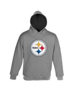 Pittsburgh Steelers Toddler Boys Prime Grey Hoodie