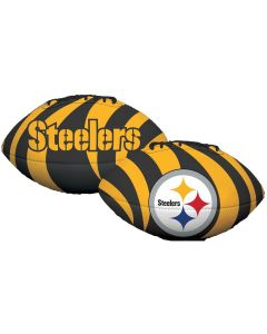 Pittsburgh Steelers Spiral Stripe Football