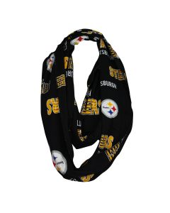 Pittsburgh Steelers Women's Infinity Scarf