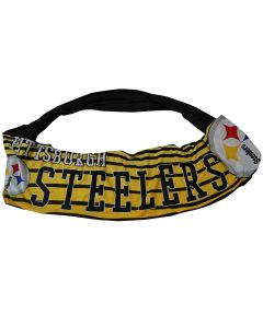 Pittsburgh Steelers Women's Dynamic Infinity Scarf