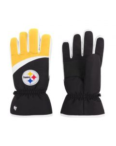 Pittsburgh Steelers '47 Ski Method Gloves