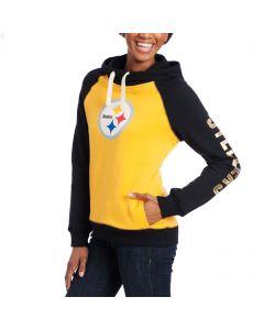 Pittsburgh Steelers Women's Touch Scrimmage Fleece Hoodie
