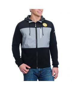 Pittsburgh Steelers Nike Champ Drive Full-Zip Fleece Hoodie