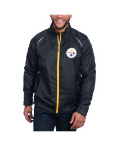 Pittsburgh Steelers Interval Full-Zip Jacket