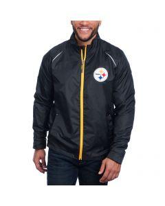 Pittsburgh Steelers Interval Full-Zip Jacket