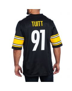 Stephon Tuitt #91 Men's Nike Replica Home Jersey