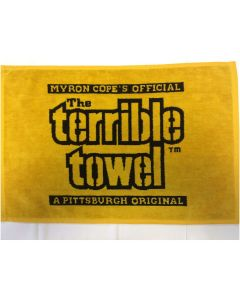 Pittsburgh Steelers Woven Terrible Towel
