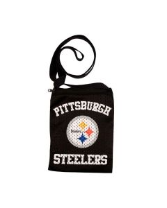 Pittsburgh Steelers Mesh Game Day Pouch