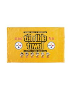 Pittsburgh Steelers Got Rings Terrible Towel