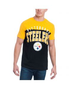 Pittsburgh Steelers Squad Short Sleeve T-Shirt