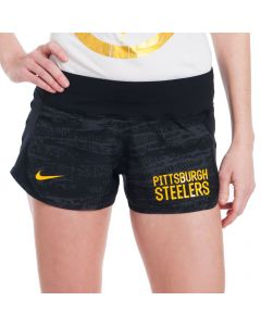 Pittsburgh Steelers Nike Women's Crew Short