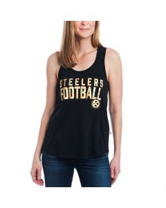 Pittsburgh Steelers Women's Shine On Tank