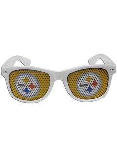 Pittsburgh Steelers Gameday White Sunglasses