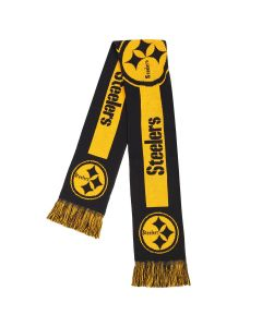 Pittsburgh Steelers Big Logo Scarf