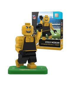 Pittsburgh Steelers Steely McBeam Figurine