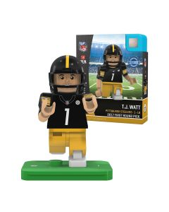 Pittsburgh Steelers OYO #1 Draft Pick TJ Watt Figurine