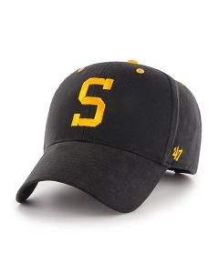 Pittsburgh Steelers '47 Black S MVP Hat