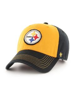 Pittsburgh Steelers '47 McCarthy CLEAN UP Cap