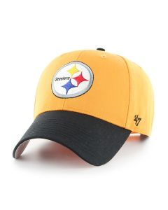 Pittsburgh Steelers '47 Youth Basic Two Tone MVP Cap