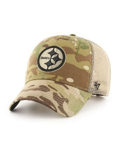 Pittsburgh Steelers '47 Thompson MVP Hat