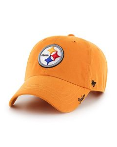 Pittsburgh Steelers '47 Women's Gold Miata CLEAN UP Cap