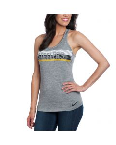 Pittsburgh Steelers Nike Women's Dri-Fit Touch Tank