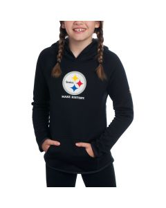 Pittsburgh Steelers NFL Combine Under Armour YOUTH Fleece Hoodie