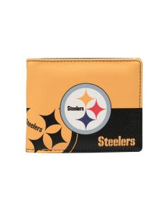 Pittsburgh Steelers Bi-Fold Wallet