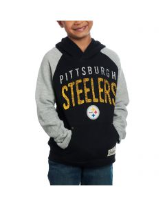 Pittsburgh Steelers Boys Foundation Hoodie