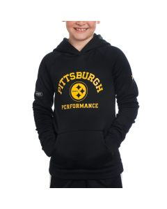 Pittsburgh Steelers Boys Under Armour NFL Combine Logo Hoodie