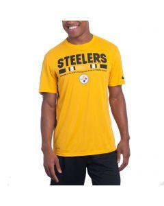 Pittsburgh Steelers Nike Legend Staff Gold Tee