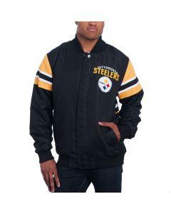 Pittsburgh Steelers GIII Alpha Sublimated Jacket