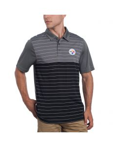 Pittsburgh Steelers Cutter & Buck DryTec Endeavor Polo