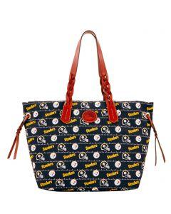 Pittsburgh Steelers Dooney & Bourke Nylon Shopper Tote