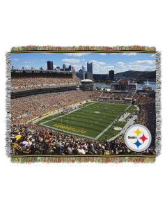Pittsburgh Steelers Heinz Field Throw