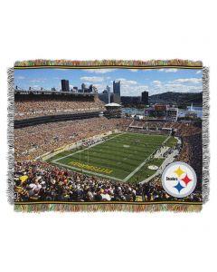 Pittsburgh Steelers Heinz Field Throw