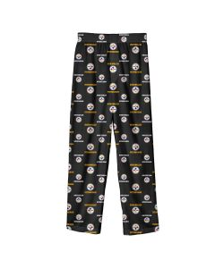 Pittsburgh Steelers Little Boys Fleece Pant