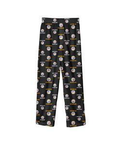Pittsburgh Steelers Little Boys Fleece Pant