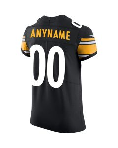 Men's Nike Authentic Custom Home Jersey