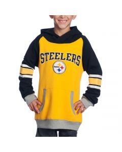 Pittsburgh Steelers Boys Robust Hoodie