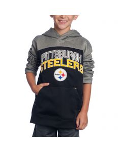 Pittsburgh Steelers Boys Arc Hoodie