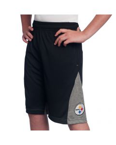 Pittsburgh Steelers Boys Twist Shorts