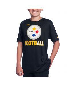 Pittsburgh Steelers Boy's Nike Youth Sideline Legend FootbALL T-Shirt