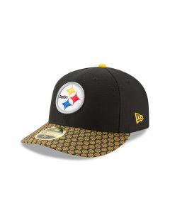 Pittsburgh Steelers New Era 59FIFTY Sideline Hat
