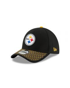 Pittsburgh Steelers New Era 39THIRTY Sideline Cap