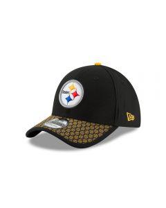 Pittsburgh Steelers New Era 39THIRTY Sideline Cap