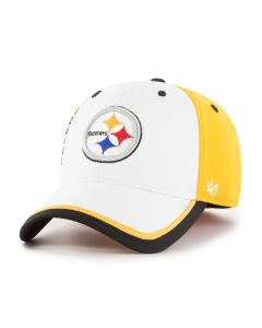 Pittsburgh Steelers '47 CONTENDER Crashline Cap