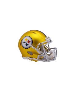 Pittsburgh Steelers Mini Blaze Alternate Speed Helmet