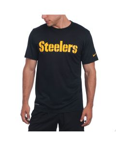 Pittsburgh Steelers Nike Legend Wordmark Essential 3 T-Shirt